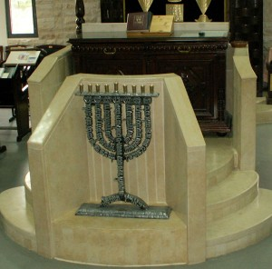 Synagogue Bimah