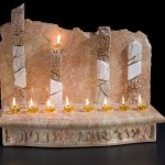 Gush Katif Memorial Menorah